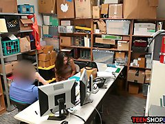 Office, Teen, Mylust.com