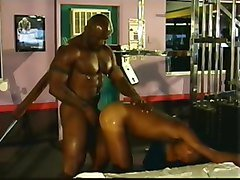Black, Gym, Xhamster.com