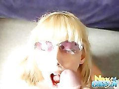 Blond, Glasögon, Röv, Pornhub.com