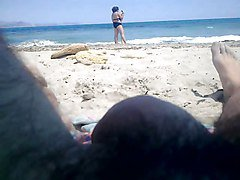 Flashing, Beach, Xhamster.com