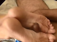 Black, Footjob, Pornhub.com