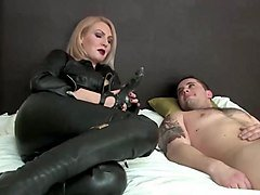 Leather, Strapon, Xhamster.com