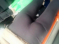 Bus, Teen, Ass, Spy, Voyeurhit.com